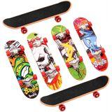 The Twiddlers finger Skateboard junior 10 x 3 cm ABS 12 Stück