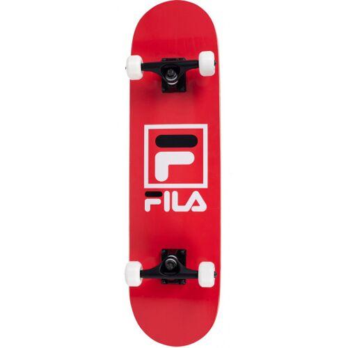 Fila skateboard Logo 20 x 79 cm Abec 7 Holz rot