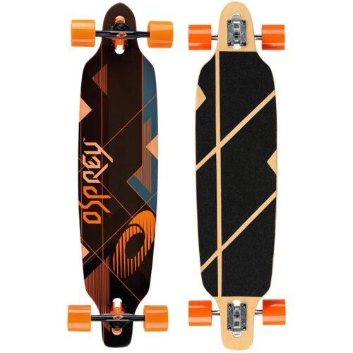Osprey nexus Longboard 99 x 24 cm Ahorn schwarz/orange