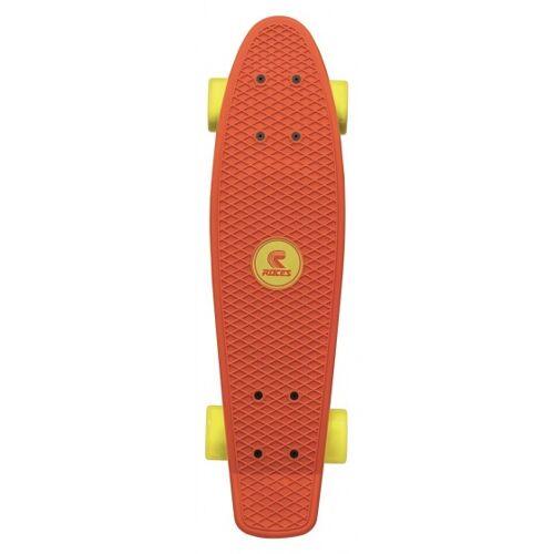 Roces Minicruiser MC1 Skateboard orange / gelb 56 cm