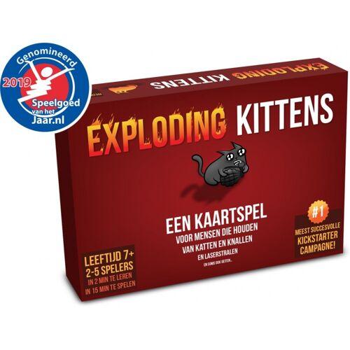Asmodee Explodierendes Kätzchen Kartenspiel (NL)