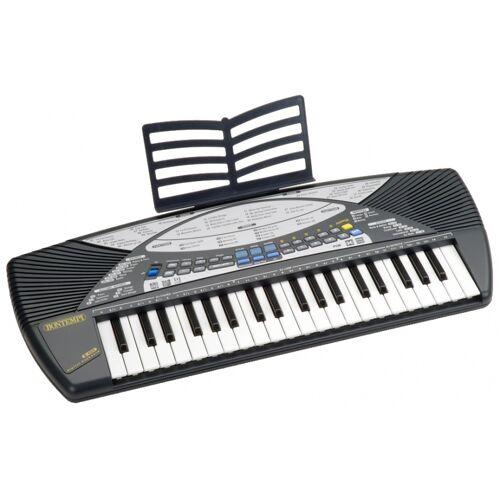 Bontempi Digital Keyboard 40 Tasten grau 68 cm