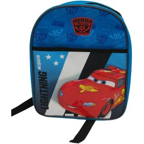 Disney Cars Rucksack 7,5 Liter blau / rot 31 x 25 x 10 cm