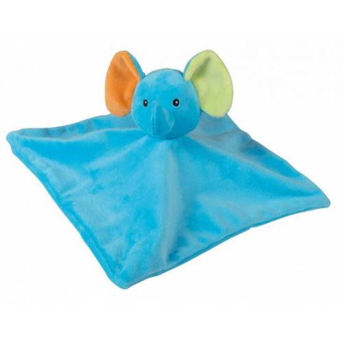 Happy People elefant Stofftier 28 cm Plüsch blau