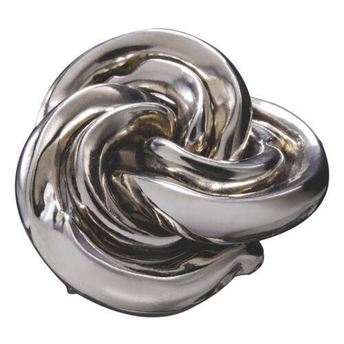 Huzzle Brain Teaser Cast Vortex Silber