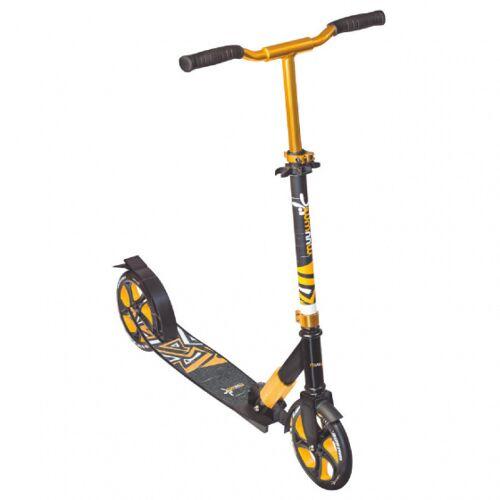 Muuwmi 2 Rad Roller Junior Aluminium gold