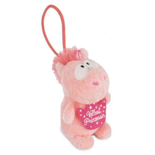 Nici stofftier Unicorn Merry junior plüsch 8 cm rosa