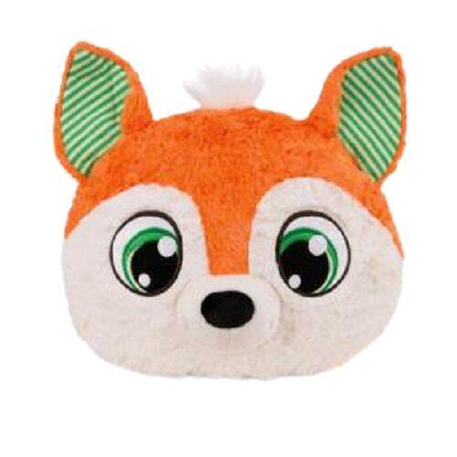 Nici stofftier Fuchs Finjo 30 x 25 cm Plüsch orange