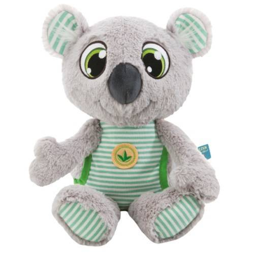 Nici koala Kappy Stofftier 38 cm Plüsch grau