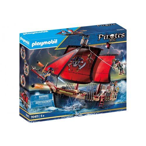Playmobil Piraten   Piratenschiff (70411)