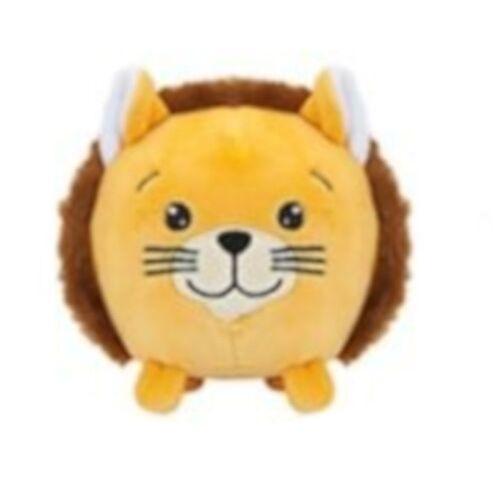 PMS stofftier Squishimi Zoo Animals junior plüsch 9 cm gelb