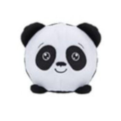 PMS stofftier Squishimi Zoo Animals junior plüsch 9 cm weiß