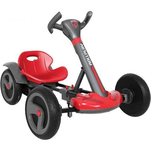 Rollplay elektro Kart Flex 3 km/h grau/rot