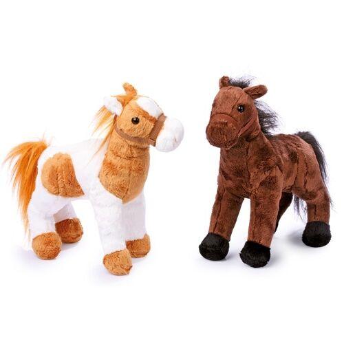 Small Foot Stofftiere Pferde Penny und Molly