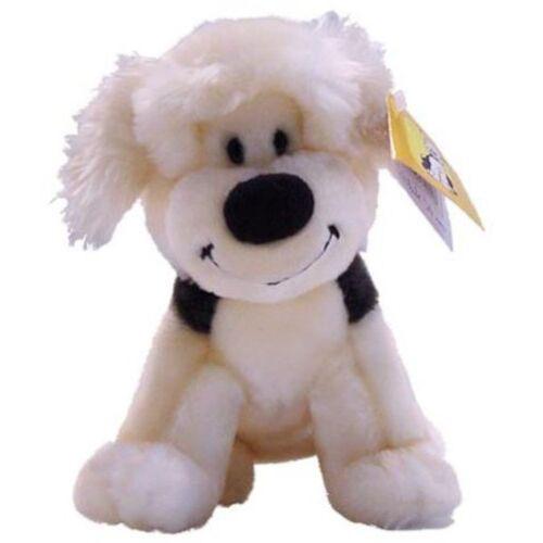 Studio 100 stofftier Hund Samson en Marie 20 cm Plüsch weiß