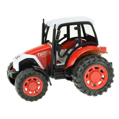 Toi-Toys Toi Toys kleintraktor 13 cm rot