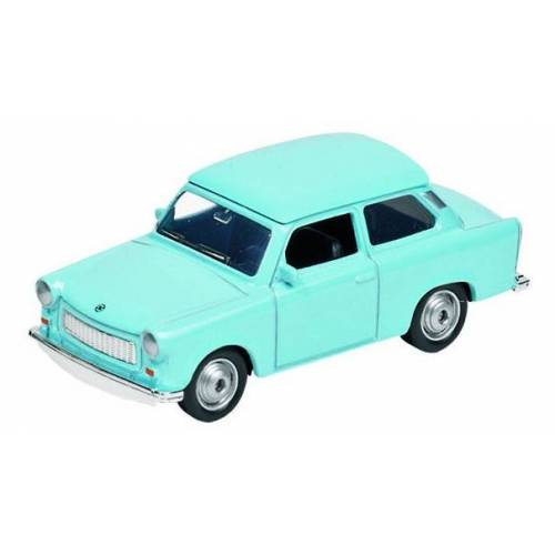 Welly Metals Trabant 601: Blue