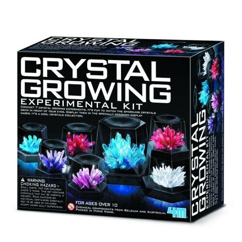 4M Wissenschaft in Aktion: Kristallzucht Deluxe