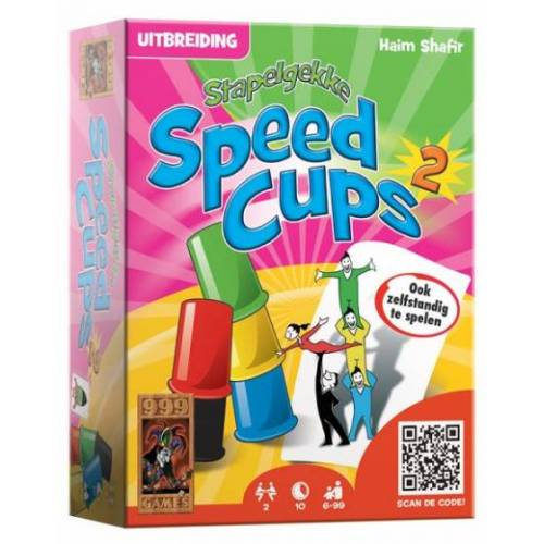 999 Games action Spiel Stacky Speed Cups 2