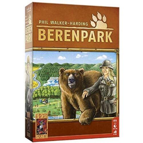 999 Games brettspiel Bear Park