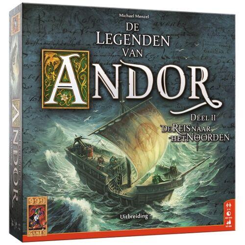 999 Games brettspiel Die Legenden von Andor: Reise in den Norden