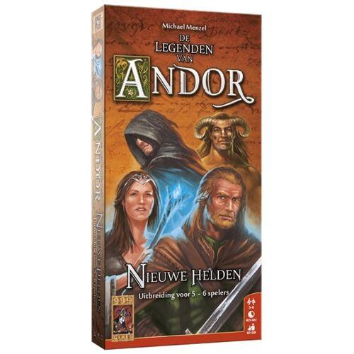 999 Games brettspiel Die Legenden von Andor: Neue Helden 5/6
