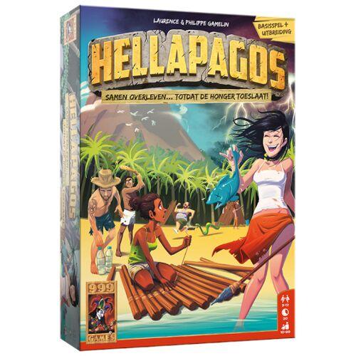 999 Games brettspiel Hellapagos (NL)