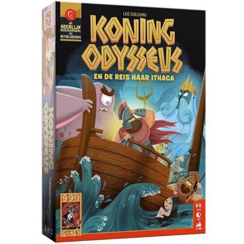 999 Games brettspiel König Odysseu