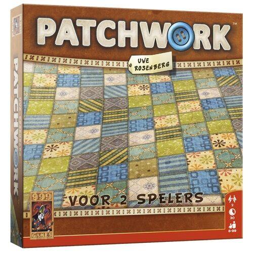 999 Games brettspiel Patchwork