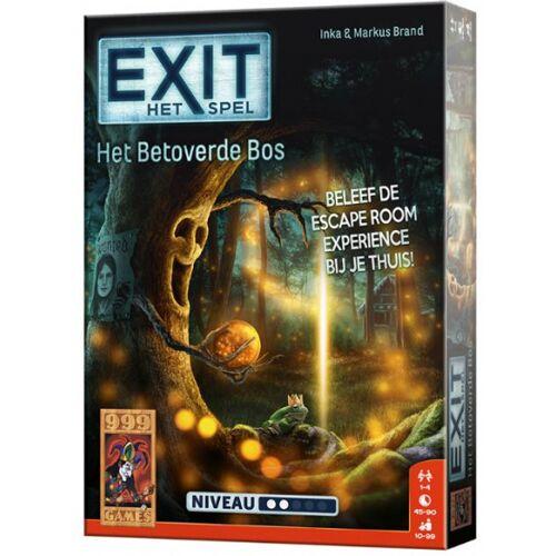 999 Games Exit Spiel der verzauberte Wald 18 x 13 x 4 cm