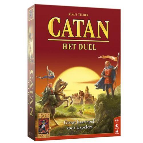 999 Games kartenspiel Catan: Das Duell