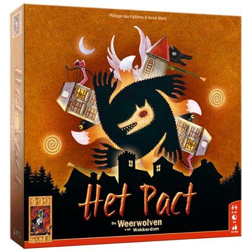 999 Games kartenspiel Die Werwölfe Van Wakkerdam: Der Pakt