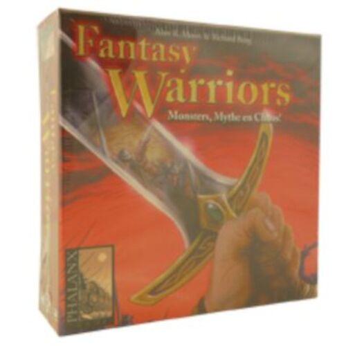 999 Games kartenspiel Fantasy Warriors 16,5 cm 116 Stück
