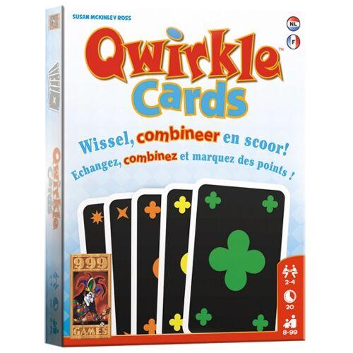 999 Games kartenspiel Qwirkle Karten