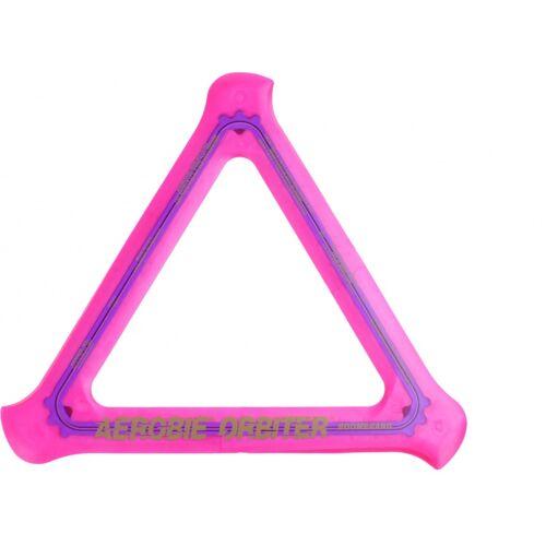 Aerobie Bumerang 29 x 26 cm rosa