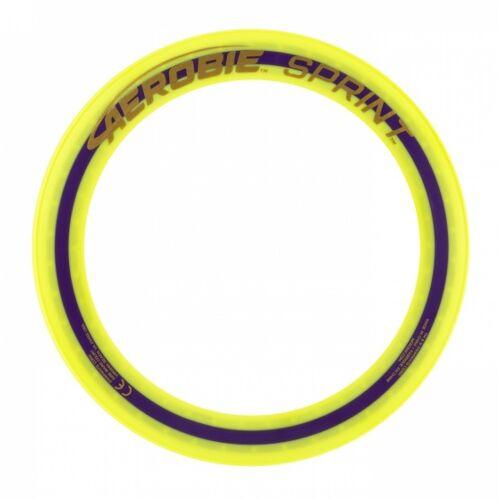 Aerobie frisbee Sprint Ring25 cm gelb