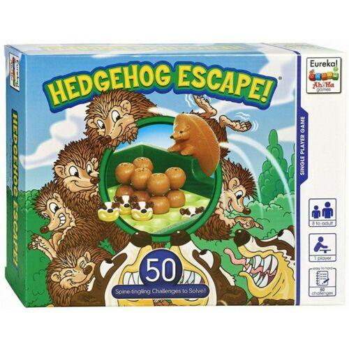 Ah!Ha Games puzzle Hedgehog Escape junior 6 teilig