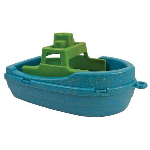 Anbac Toys motorboot Anbac junior 16 x 9,5 x 9,5 cm blau/grün