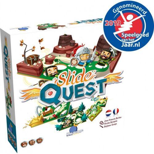 Asmodee Slide Quest Brettspiel