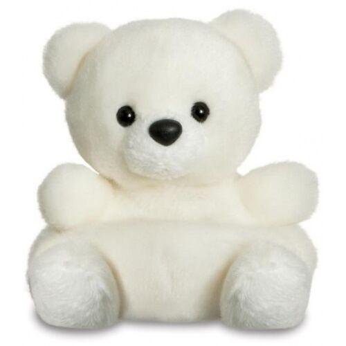 Aurora teddybär Eisbär Palm junior 13 cm Plüsch weiß