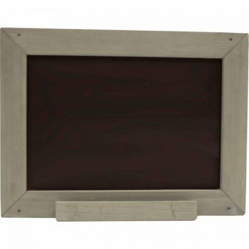 AXI Kreidezeichen grau/schwarz 41 cm