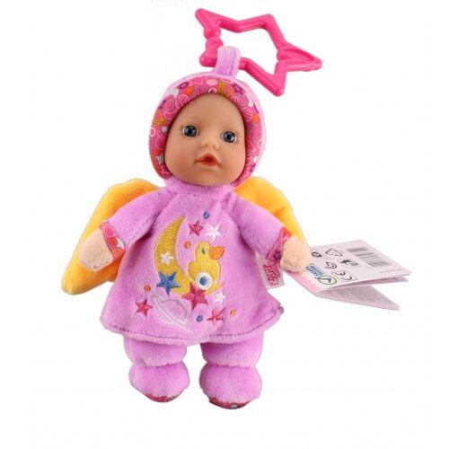 BABY born babypuppe Engel 18 cm lila
