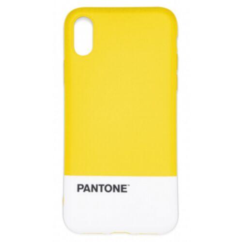 Balvi telefontasche für iPhone X/XS Pantone ABS gelb