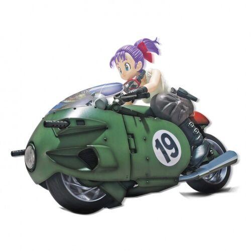 Bandai Dragon Ball bulma's Motorradkit Nr. 19 grün