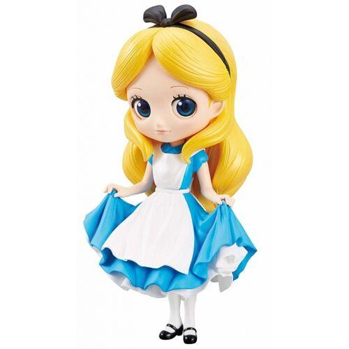 Banpresto Disney sammlerfigur Alice 14 cm blau/gelb