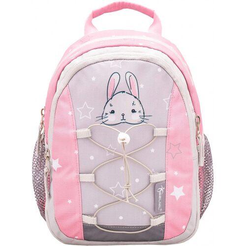 Belmil rucksack Kaninchen junior 6,5 Liter Polyester rosa
