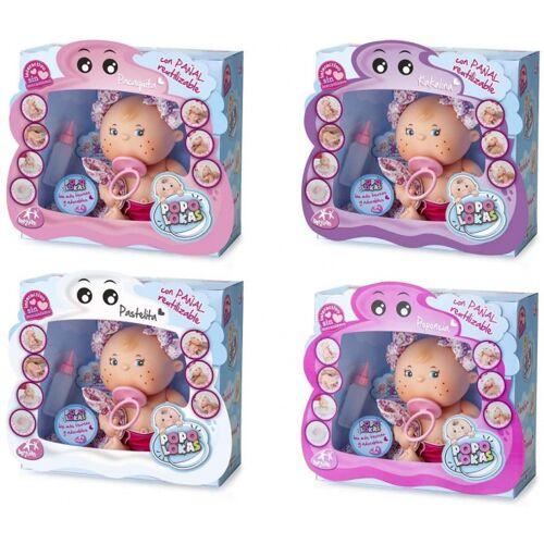 Berjuan baby Puppe 20 cm rosa