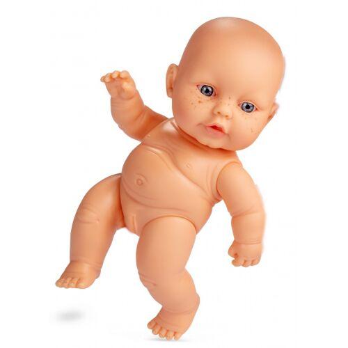 Berjuan babypuppe Newborn Mädchen 30 cm leer
