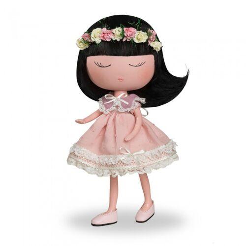 Berjuan puppe Anekke 32 cm rosa
