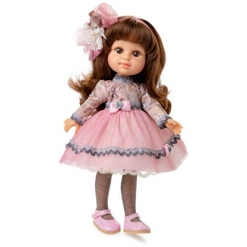 Berjuan puppe My Girl Mädchen 35 cm rosa